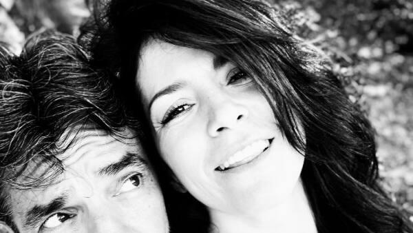 Eugenio y Alessandra cumplen 6 años de casados