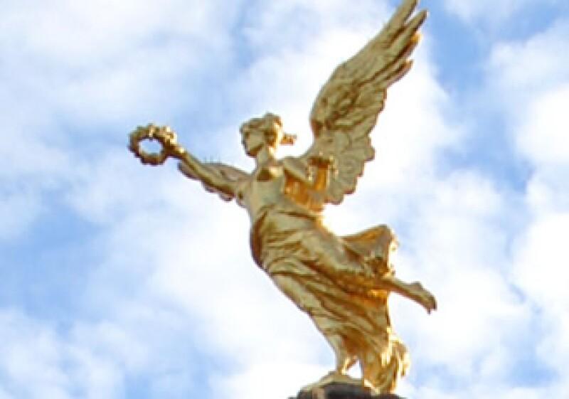 El ángel de la Independencia será punto de encuentro para varios artistas que cantarán para avivar el turismo en la Ciudad de México. (Foto: Cortesía SXC)