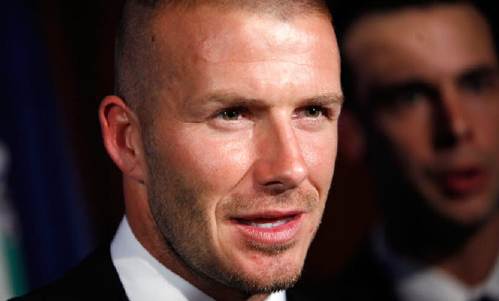 Beckham también tiene una compañía llamada Footwork Productions, la cual gestiona los derechos de imagen del deportista.