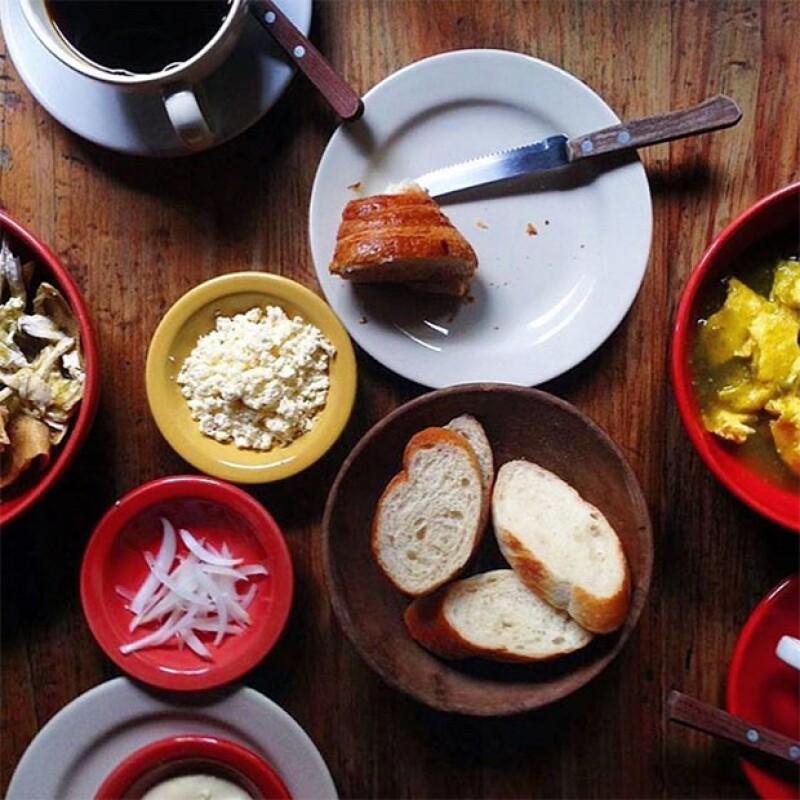Si estás buscando un lugar para desayunar pero de plano no encuentras, te dejamos estas opciones. Hay comida de todo tipo y estan deliciosos.