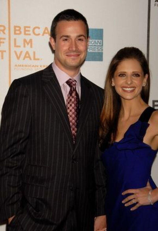 La actriz y su esposo, Freddie Prinze Jr., están esperando su primer hijo y se espera que nazca en otoño.