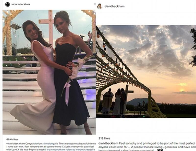Ambas en sus redes sociales han delcarado su gran cariño la una por la otra.