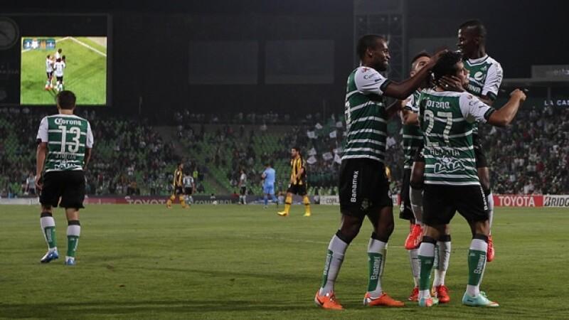 Santos Copa Libertadores GET