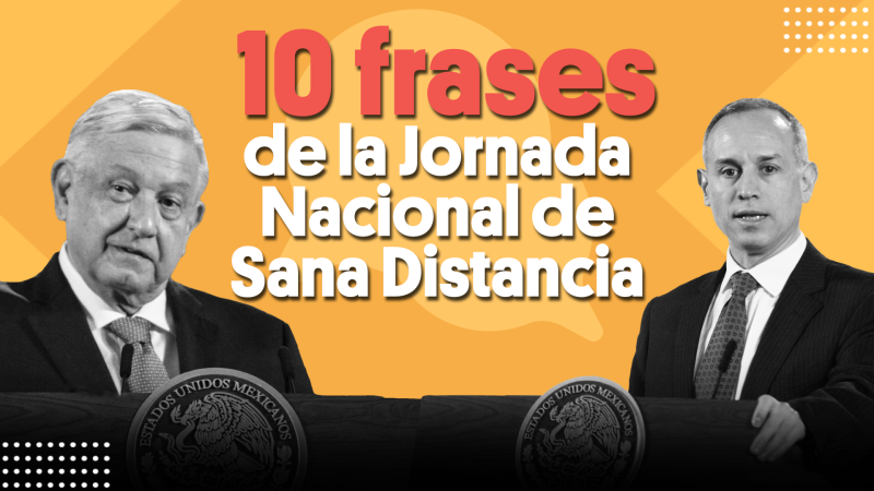 10 phrases of the National Day of Healthy Distance