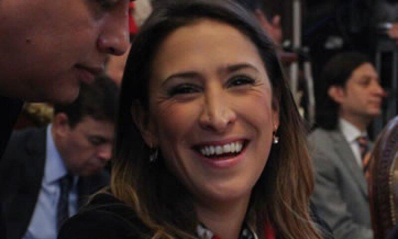 Mariana Moguel es diputada local en la Asamblea Legislativa del DF por el PRI (Foto: Cuartoscuro/Archivo).