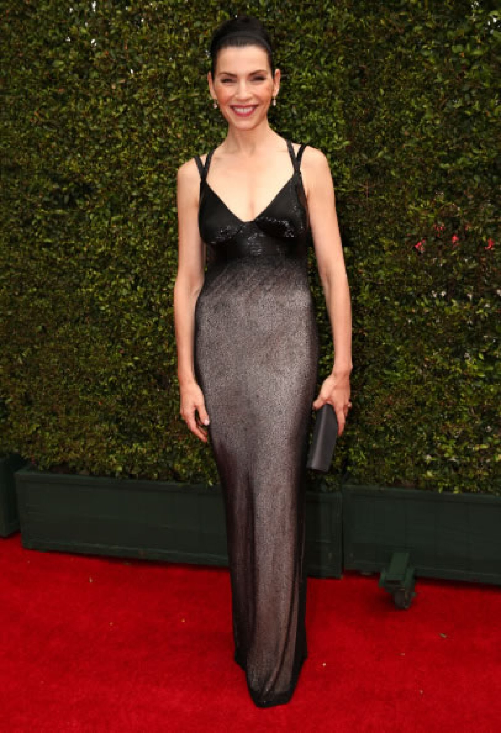 Julianna Margulies en Narciso Rodriguez