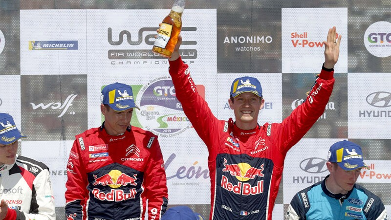 WRC México