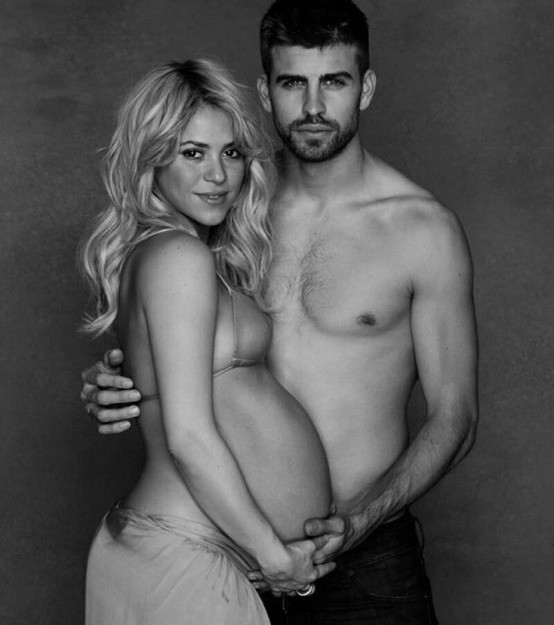 Una cuenta falsa de Instagram ha vuelto a causar alboroto ya que suplantó la identidad del futbolista y anunció que hoy nacería uno de los bebés más esperados.
