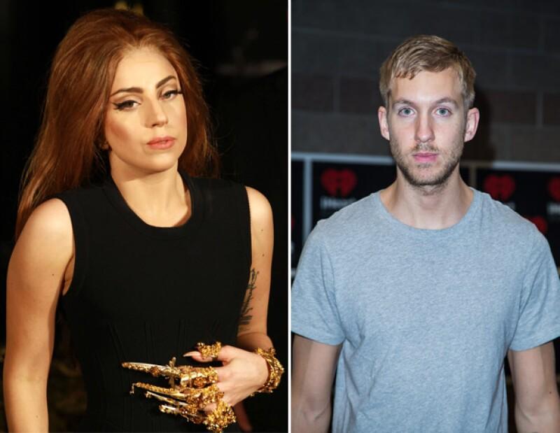 La cantante utilizó su cuenta de Twitter para reclamarle a Calvin Harris porque no quiso trabajar con ella porque supuestamente la mamá de los monstruos no sabe escribir.