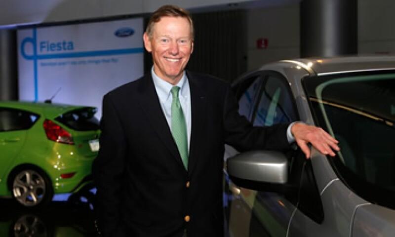 Alan Mulally dijo que está concentrado en lograr progresos con el Plan One Ford.  (Foto: tomada de cnnmoney.com)