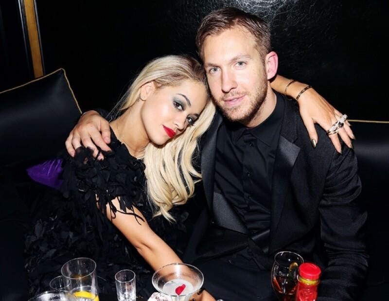 La ex pareja asistió a varias galas musicales en el último año.