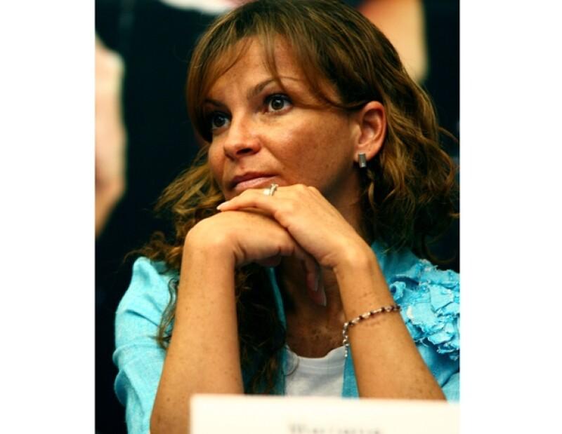 Mariana protagonizó varias telenovelas y se desarrolló como conductora.
