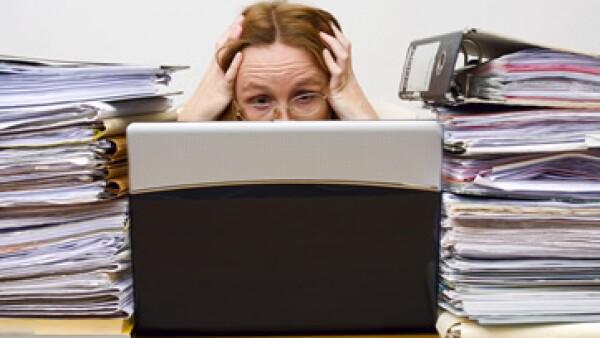 La adicción al trabajo suele generar estrés y ansiedad. (Foto: Photos to Go)