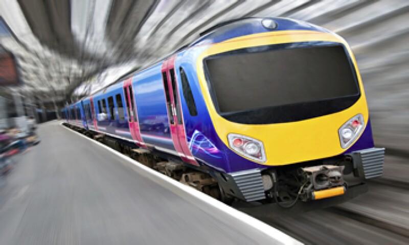 El tren México-Querétaro está valorado en 50,820 millones de pesos.    (Foto: iStock by Getty Images. )