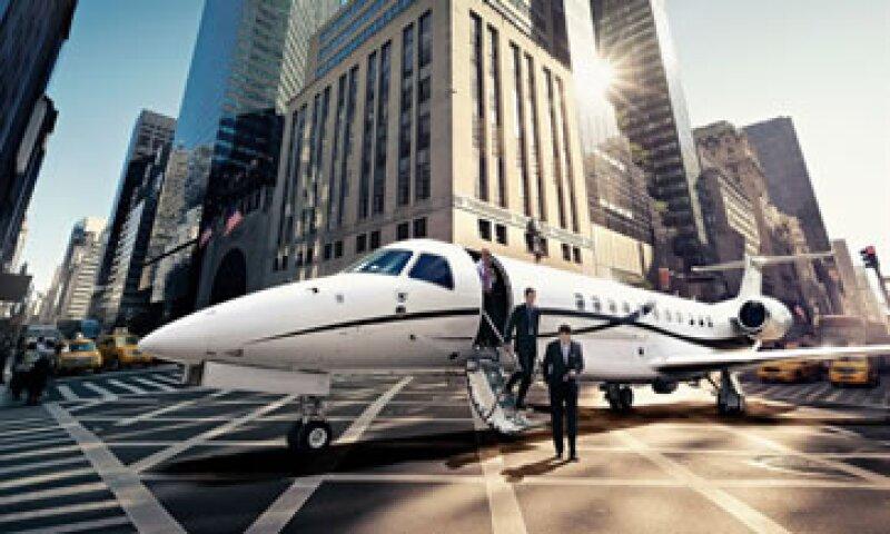 ¿No puedes viajar en un jet? Entonces sigue estos consejos para volar en primera. (Foto: Victor Aviation)