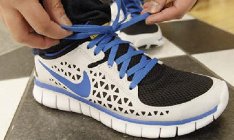 La fundación dijo que no les resultó inesperada esta decisión de Nike. (Foto: AP)