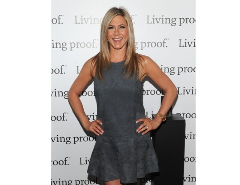 """La actriz comentó que todavía tiene prendas que usaba cuando comenzó a trabajar en """"Friends""""."""