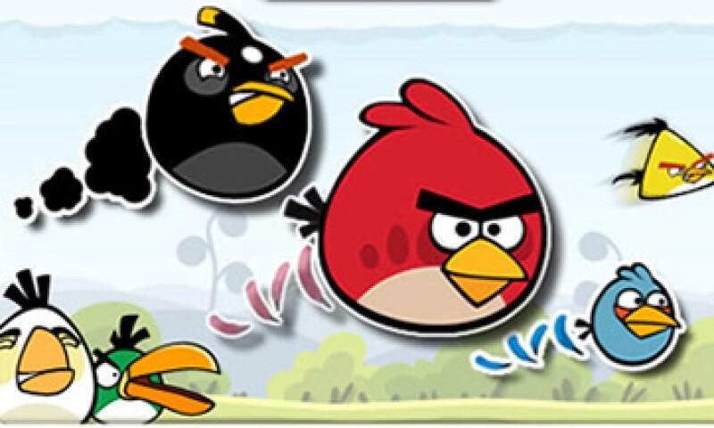Angry Birds, de la desarrolladora Rovio, alcanzó popularidad en primera instancia en la App Store de Apple. (Foto: Cortesía Rovio)