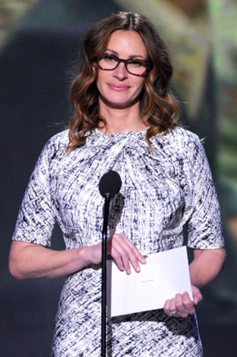La actriz de 45 años decidió no acudir al brunch que organiza La Academia por la tristeza que embarga a la familia. Además, tampoco se presentó en el show de Jimmy Kimmel.