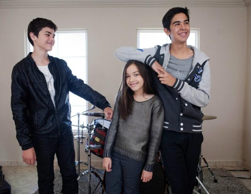 La banda mexicana se convirtió en todo un fenómeno de internet en 2011.