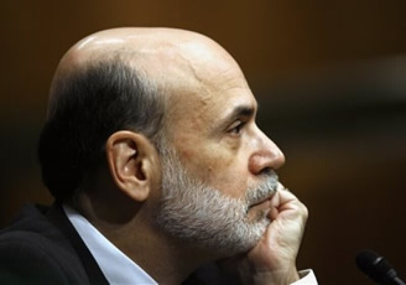 El presidente de la Fed fue reconocido por su pericia para manejar la crisis económica. (Foto: AP)
