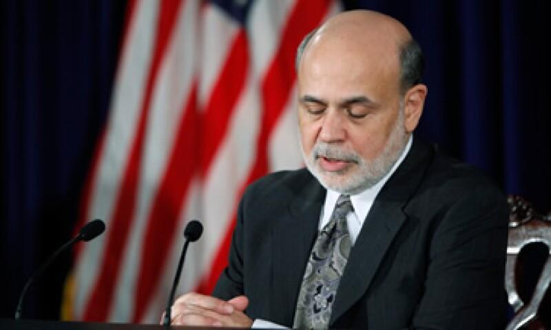 Bernanke culmina su segundo mandato como presidente de la Fed a fin de mes. (Foto: Reuters)