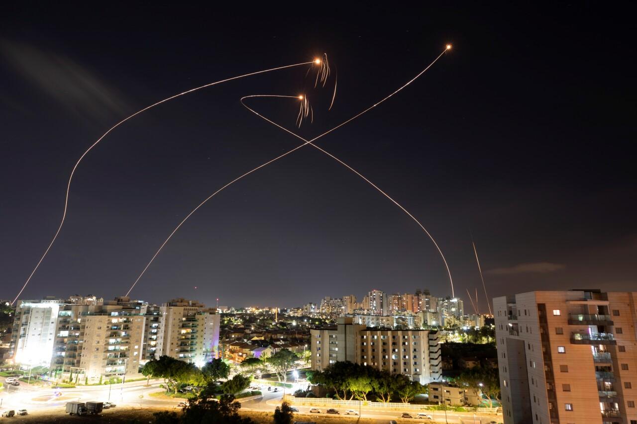 Soldados de Israel entran a la Franja de Gaza