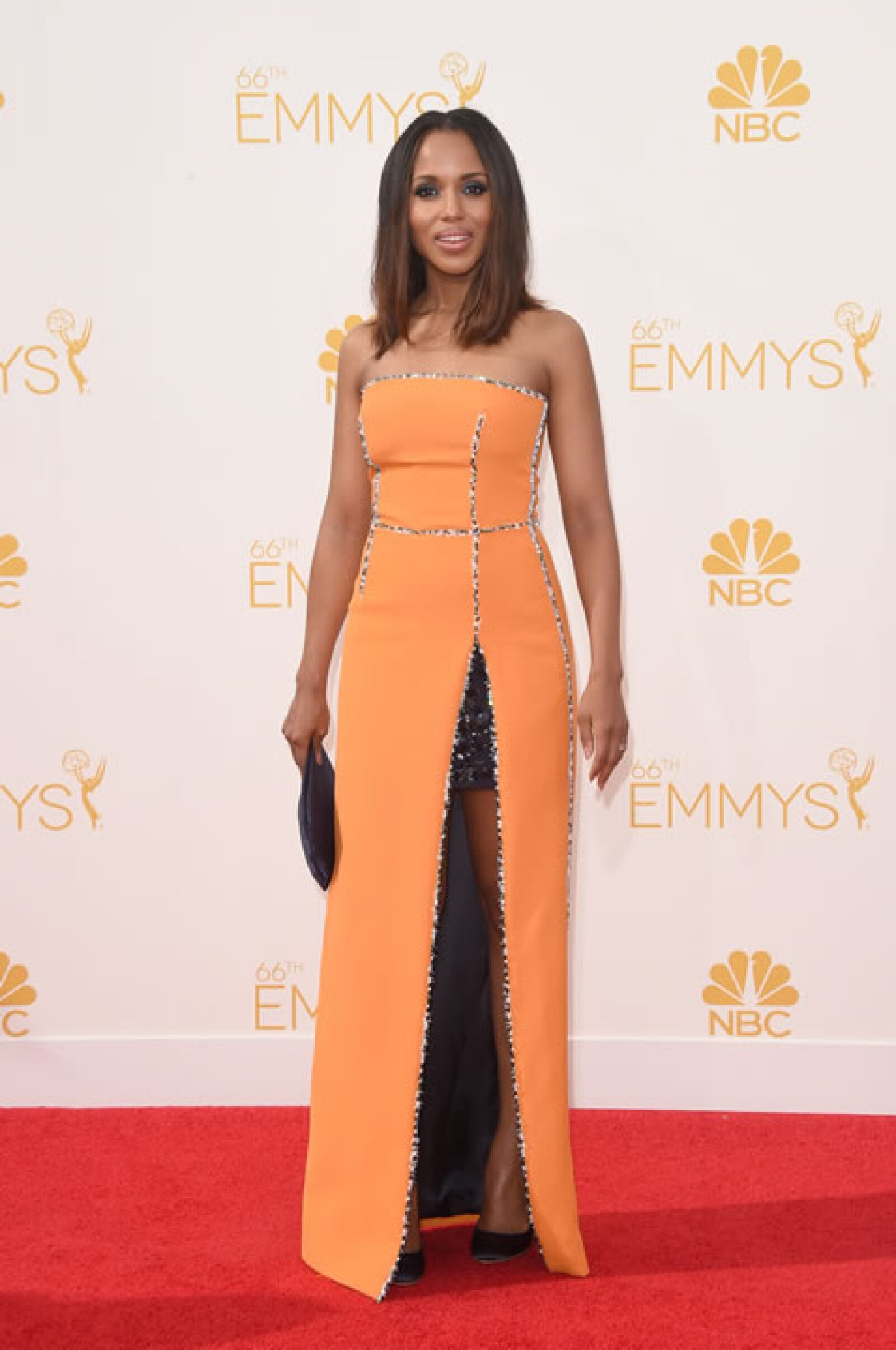 Kerry Washington en Prada