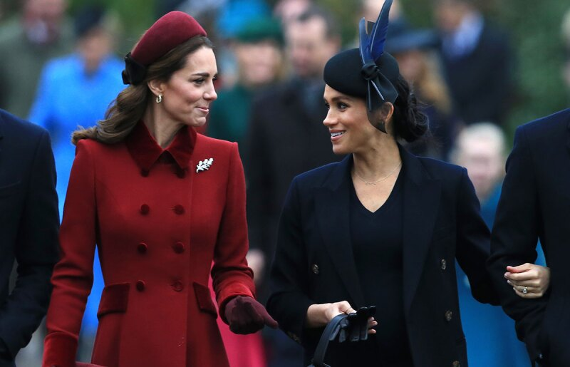 distanciamiento-meghan-markle-kate-middleton-resentimiento-tension