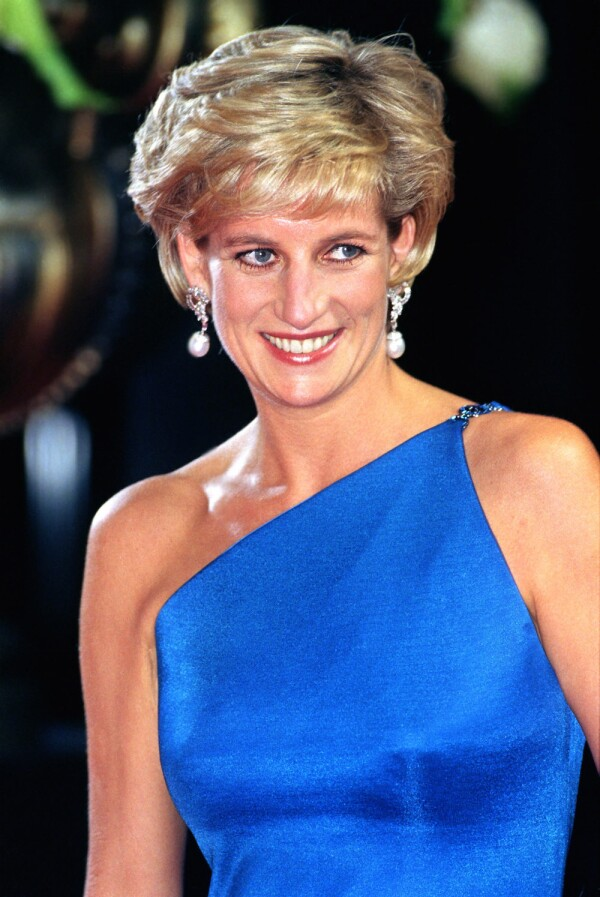 Diana, Princess Of Wales In Sydney, Australia