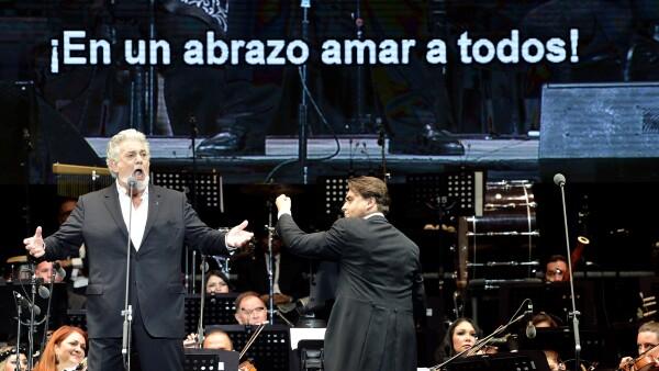 Concierto Plácido Domingo