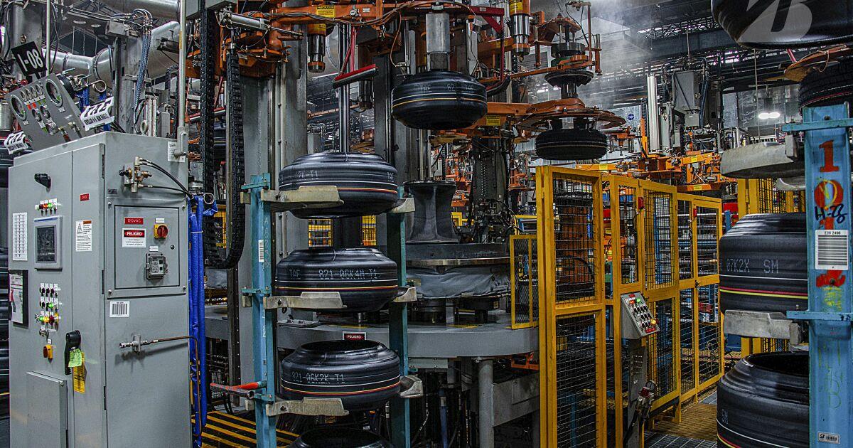Bridgestone invierte 100 mdd para expandir su planta de Cuernavaca