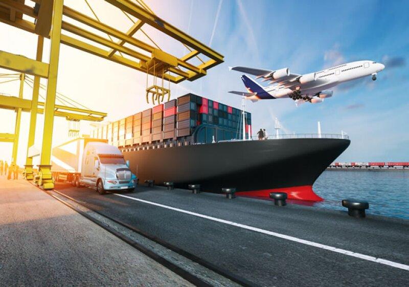 infraestructura logistica