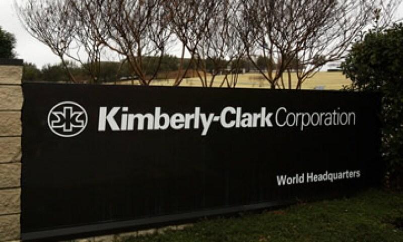 Kimberly-Clark de México produce artículos de higiene y papel. (Foto: AP)