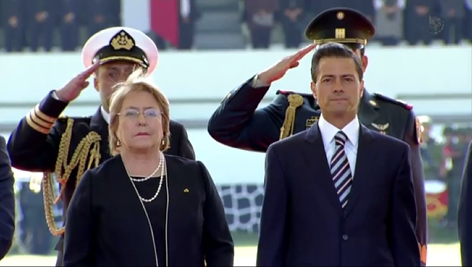 Chile visita Estado 1