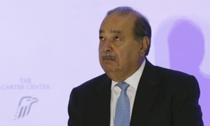Carso es el brazo inversor de Carlos Slim. (Foto: Reuters )