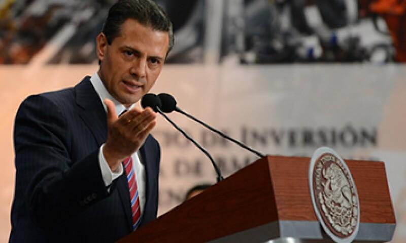 El Gobierno espera que los beneficios de las reformas sean visibles antes de que termine la administración de Peña Nieto. (Foto: AFP)