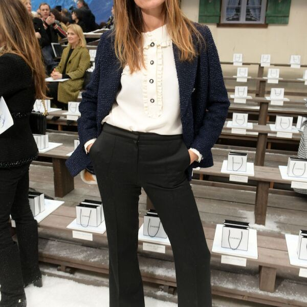 Chanel show, Front Row, Fall Winter 2019, Paris Fashion Week, France - 05 Mar 2019