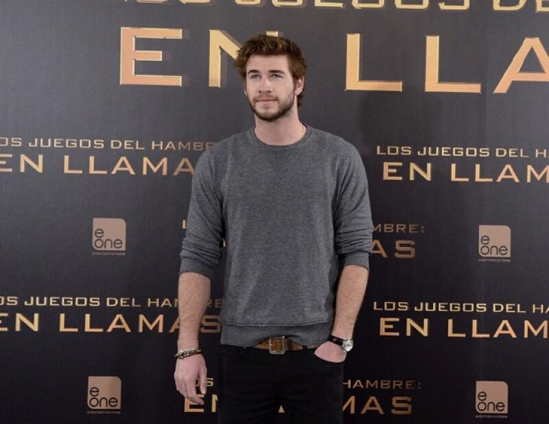 Liam decidió por fin ponerle fin a los rumores.