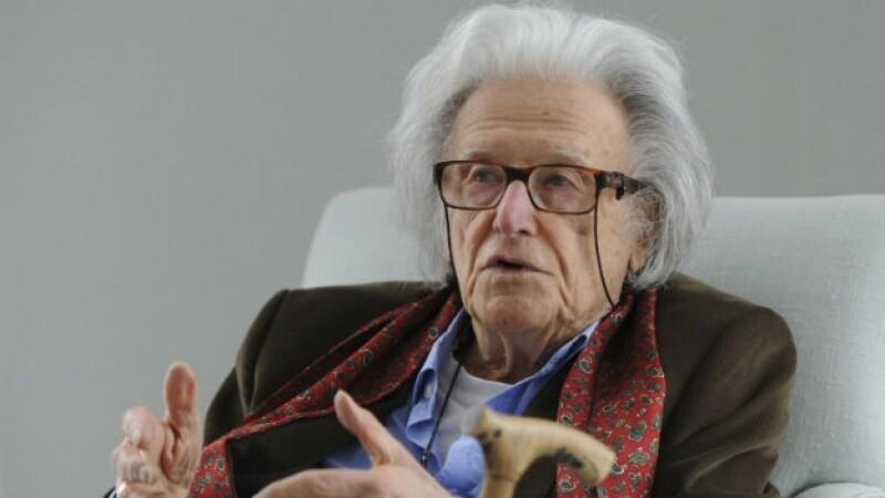 Escritor y sobrevivente del Holocausto