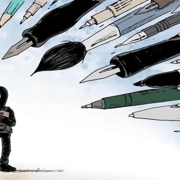 Charlie Hebdo ya había sido amenazado por publicar caricaturas de Mahoma.