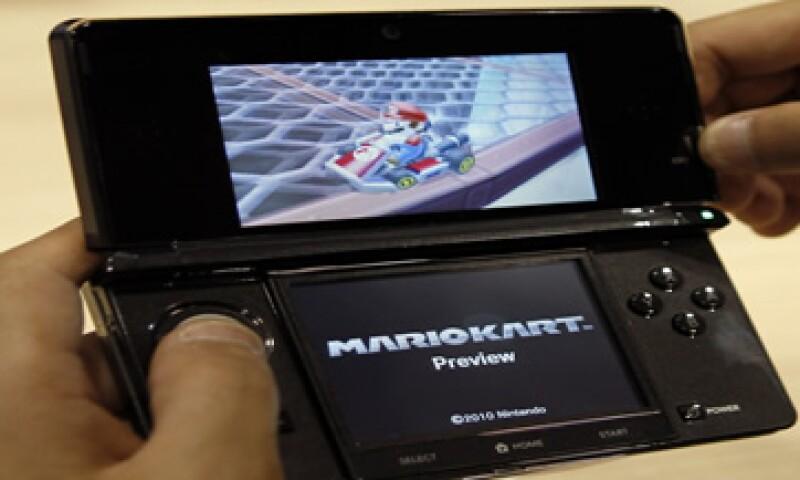 En agosto pasado, Nintendo redujo los precios del 3DS. (Foto: AP)