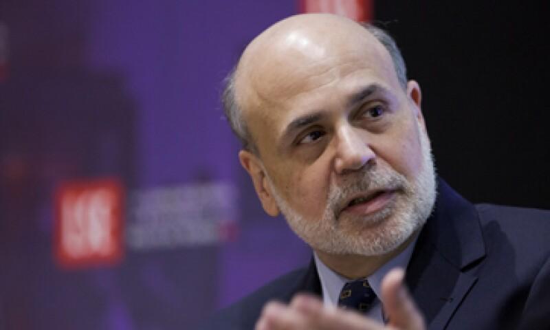 Ben Bernanke dijo que es importante que los escenarios de las pruebas de tensión sigan siendo severos. (Foto: Reuters)