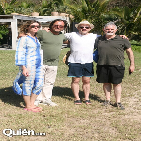 Julia Chaplin,Filippo Brignone,David Zellner,Gary Mayer