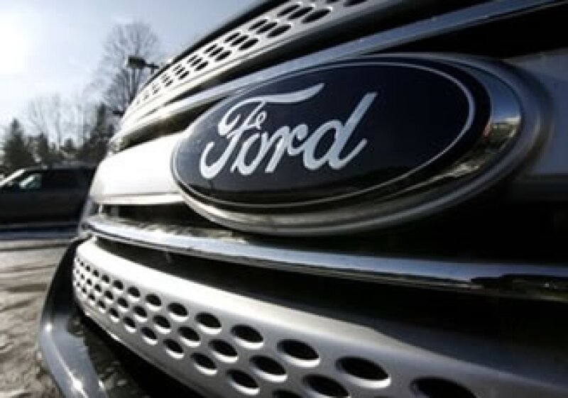 Las ventas de Ford suben en un mes regularmente flojo para las automotrices. (Foto: AP)