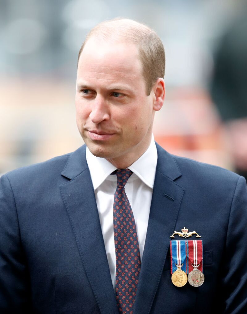 The Duke Of Cambridge Attends Service That RecognisesFifty Years Of Continuous At Sea Deterrent