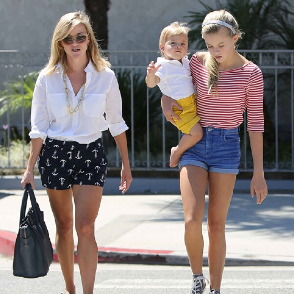Ava Phillippe, hija de Reese Witherspoon y Ryan Phillippe