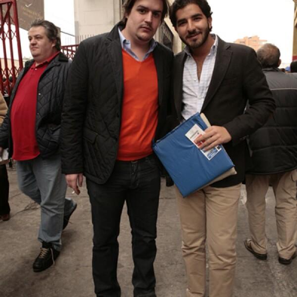 Wmilio Fuentes,José Badui