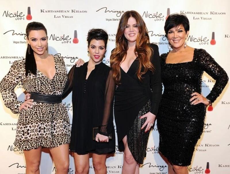 Kris Jenner maneja la carrera de sus seis hijos, pero a la que le ha dedicado más tiempo es a la de Kim.