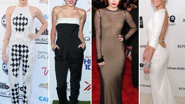 Con una arriesgada cabellera, un pulido estilo andrógino y una actitud rebelde Miley Cyrus se posiciona como el nuevo icono punk del 2013.